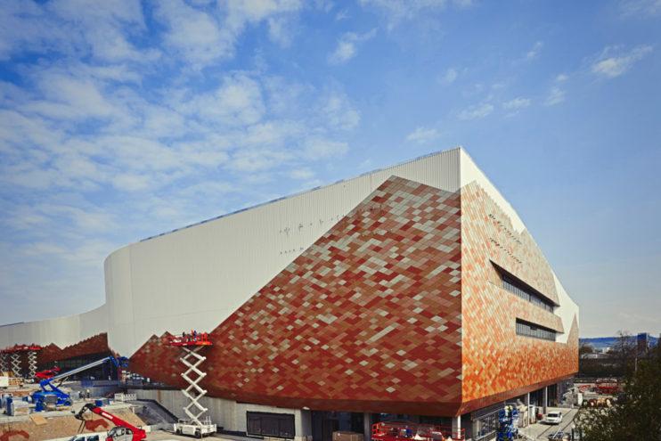 Baustellenstand Möbel Rieger Heilbronn Reinhardt Gmbh